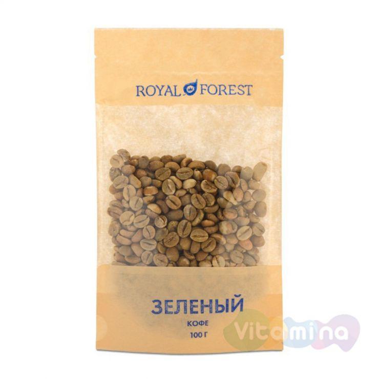 Зелёный кофе, 100 гр