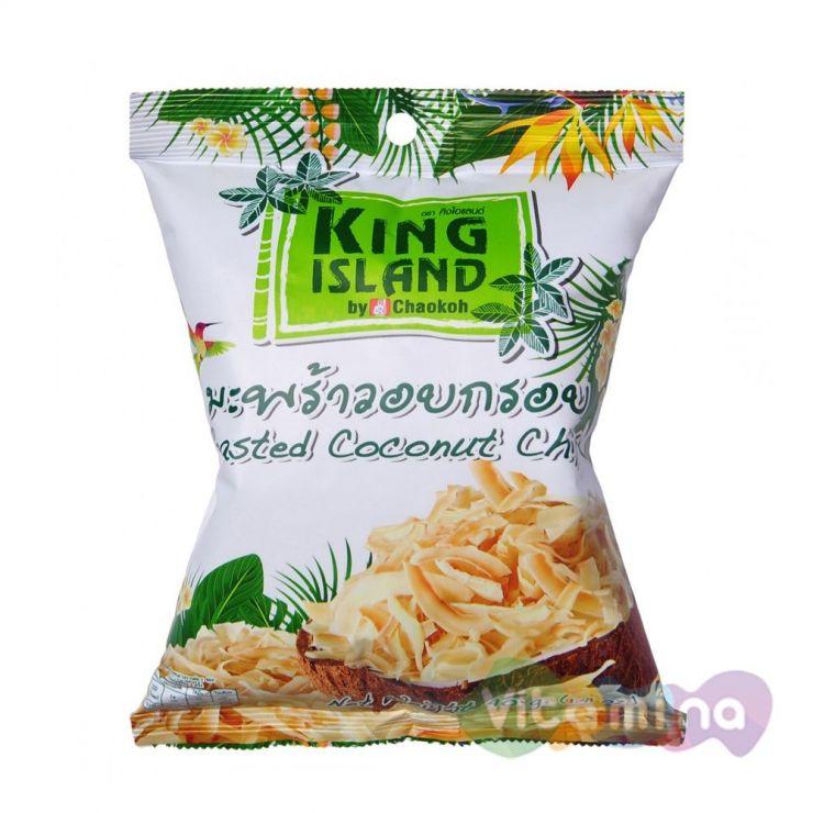 Кокосовые чипсы, 40 гр