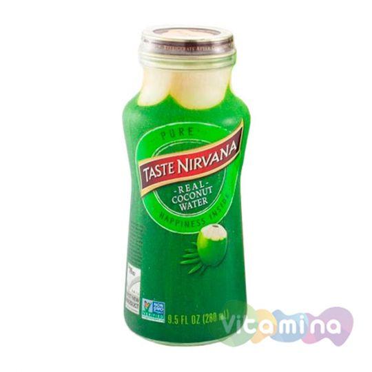 """Натуральная кокосовая вода """"Taste Nirvana"""" без мякоти"""