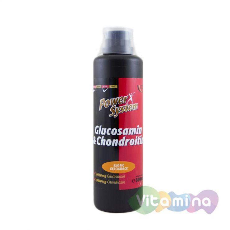 Glucosamin+ Chondroitin (Глюкозамин + Хондроитин, жидкий) 500 мл