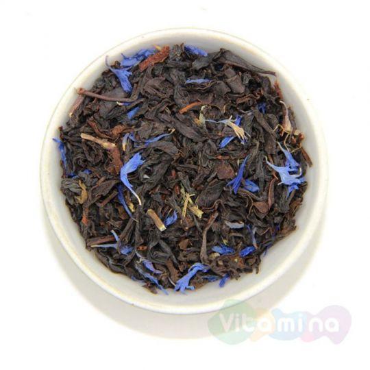 Черный чай с мятой, 100г