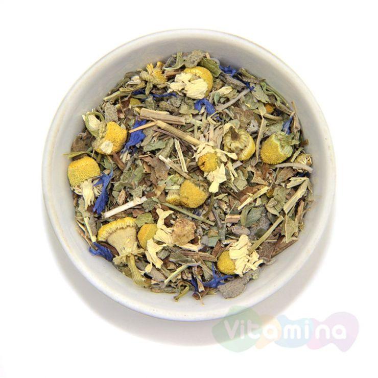 Травяной чай с мятой и лавандой - Вечерний