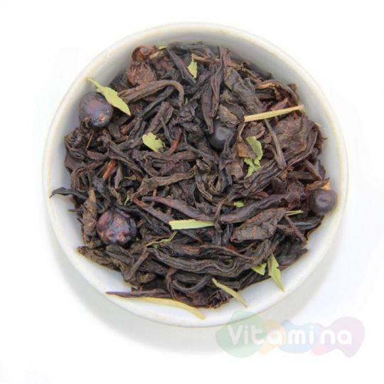 Таежный чай с Пуэром, 100г