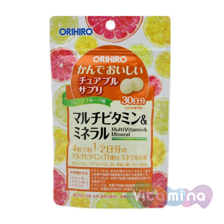 Японские Мультивитамины и минералы