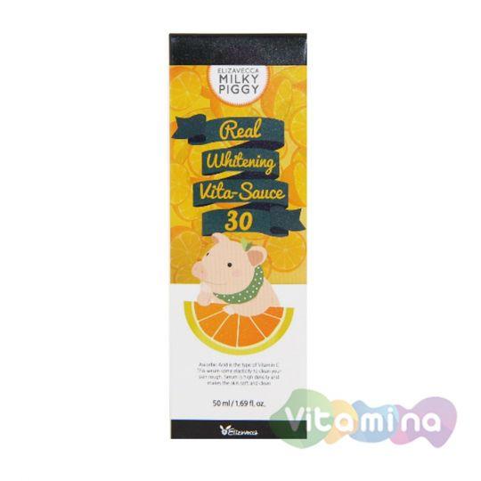 Elizavecca Омолаживающая сыворотка с витамином С, 50 мл