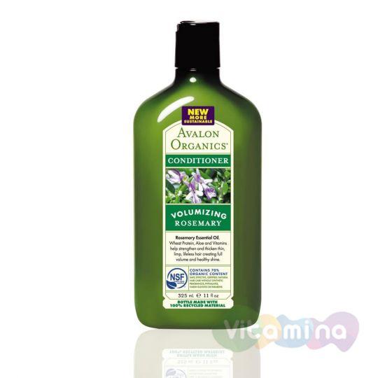 Avalon Organics Кондиционер с маслом розмарина, 312 гр